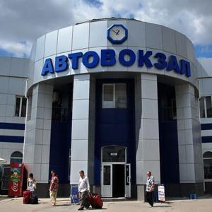Автовокзалы Ярославля