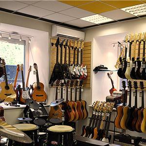 Музыкальные магазины Ярославля