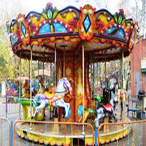 Парки культуры и отдыха Ярославля
