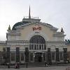 Железнодорожные вокзалы в Ярославле