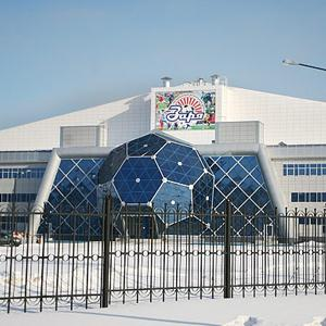 Спортивные комплексы Ярославля