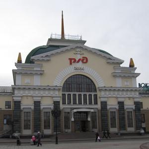 Железнодорожные вокзалы Ярославля